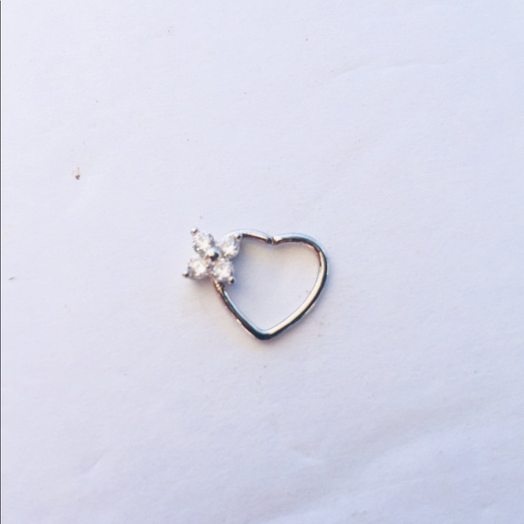 Jewelry Heart Tragus Helix Conch Daith Cartilage Piercing Poshmark